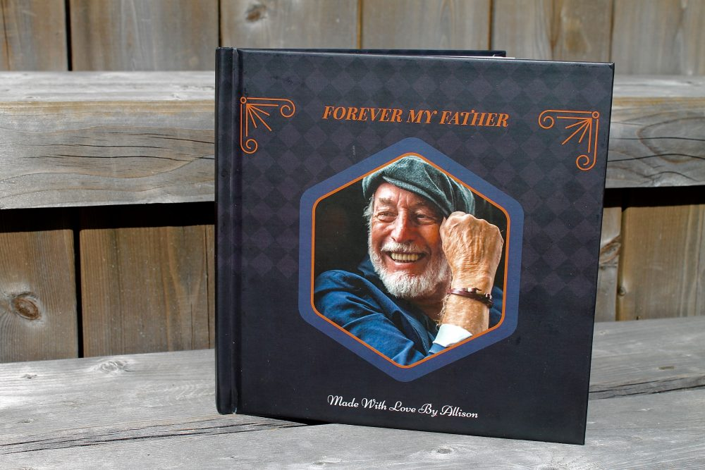 Memory Book For Father